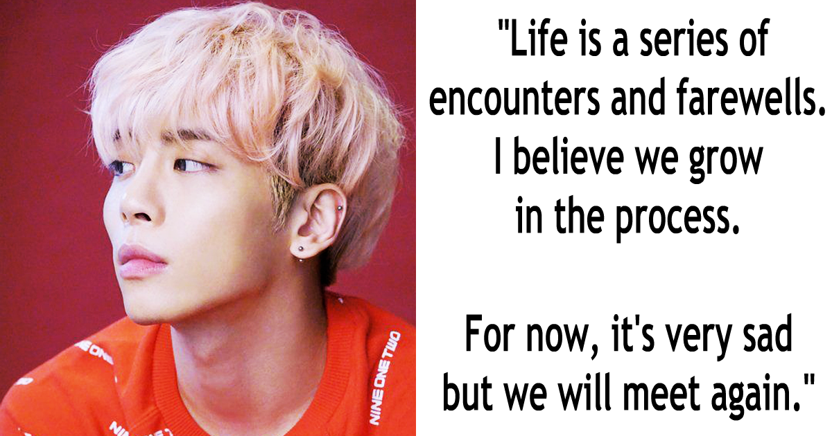 Wallpaper Think Different Quotes 10 Inspiring And Moving Quotes By Shinee Jonghyun Koreaboo