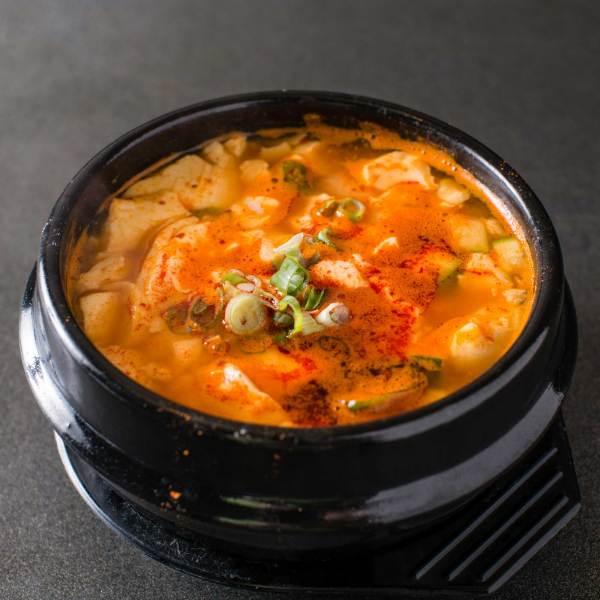 Soft Tofu Chigae 순두부찌개