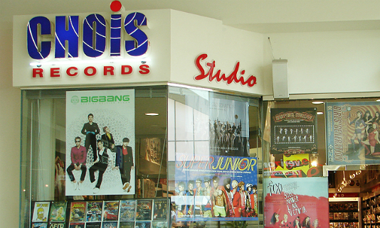 Choice Records: Kpop Albums Store in Koreatown LA