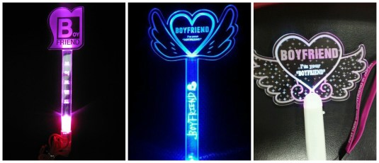 boyfriend kpop lightstick
