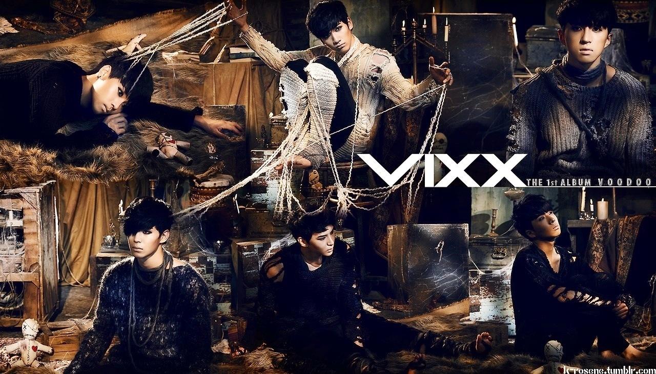 Vixx Wallpaper Hd Appreciation Post Vixx Korea World Entertainment