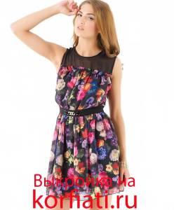 выкройка платья в стиле бэби-долл
