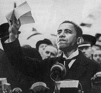 Obama as Chamberlain Peace for our Time
