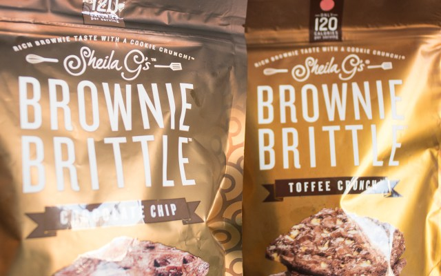 Win A Brownie Brittle Gift Set!