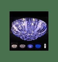Crystal Ceiling Light Fitting | LED Las Vegas (60 cm)