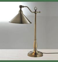 Lampe design en bronze Yama