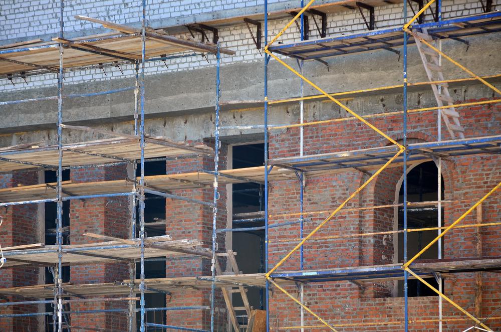 Gerüst Kosten Für Den Ausleih Aufbau Und Mehr