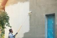 Maler Kosten Pro Qm. Perfect Haus Streichen Kosten Am ...