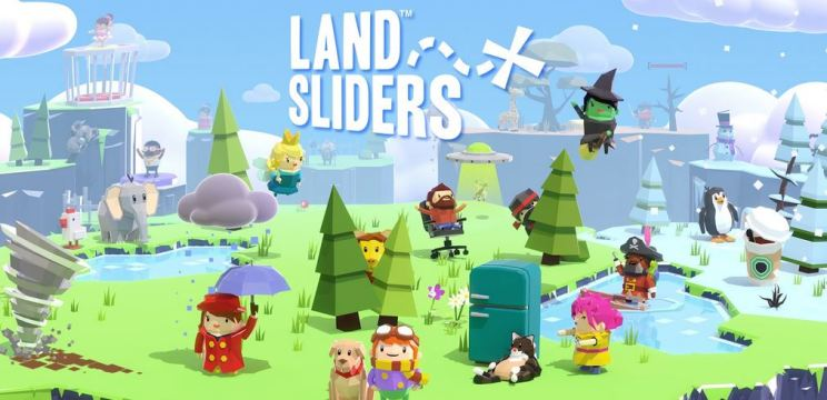 Land Sliders