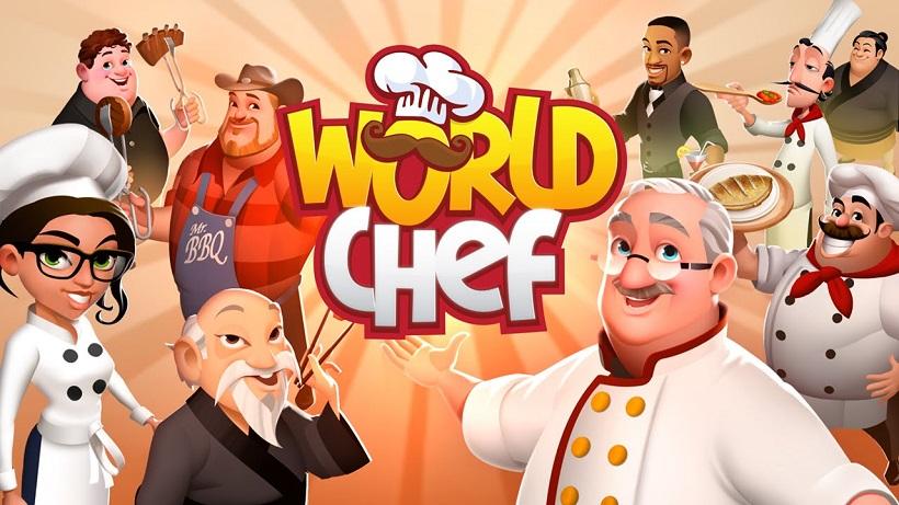 World Chef hat ein Update erhalten