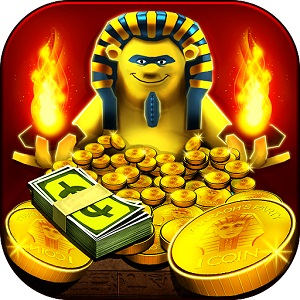 Pharaoh's Party - Coin Pusher
