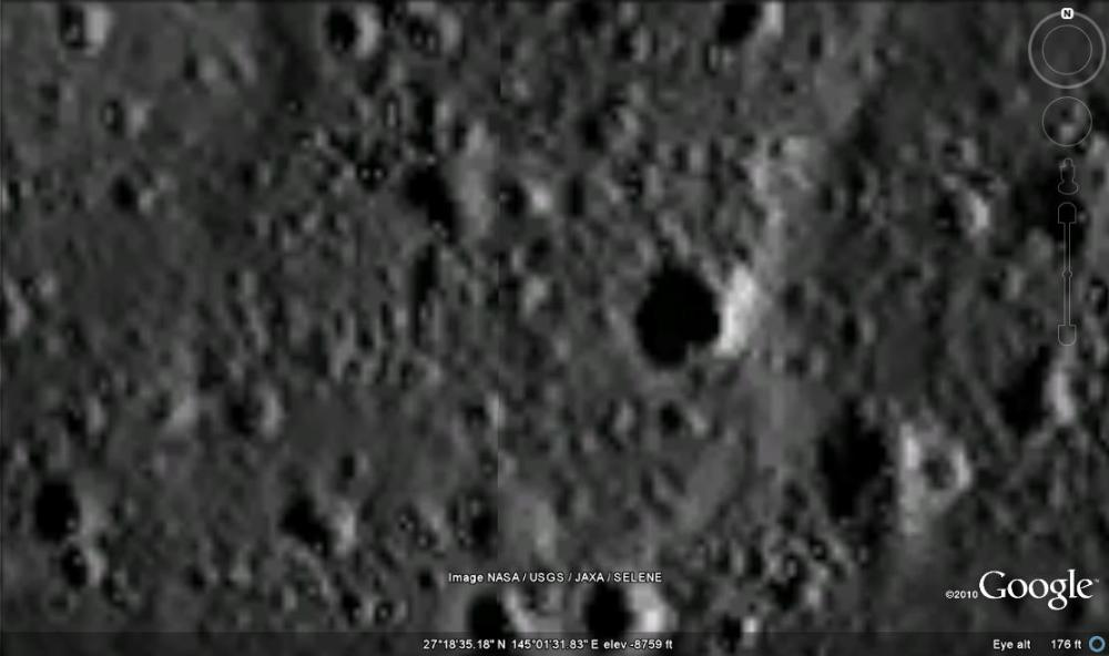 - THE TRUTH IS OUT THERE, SOMEWHERE? 35 NASA secret photos from the Moon (IN MEMORIAM OF RAY BRADBURY) (2/6)