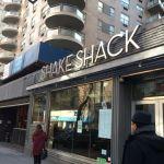 ニューヨークの美味しいハンバーガーShake Shack編