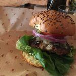 ニューヨークの美味しいハンバーガーBareburger編