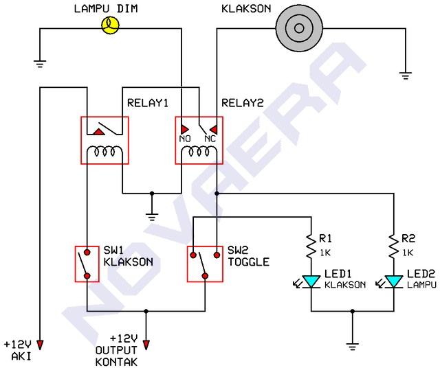 wiring diagram kunci kontak honda grand
