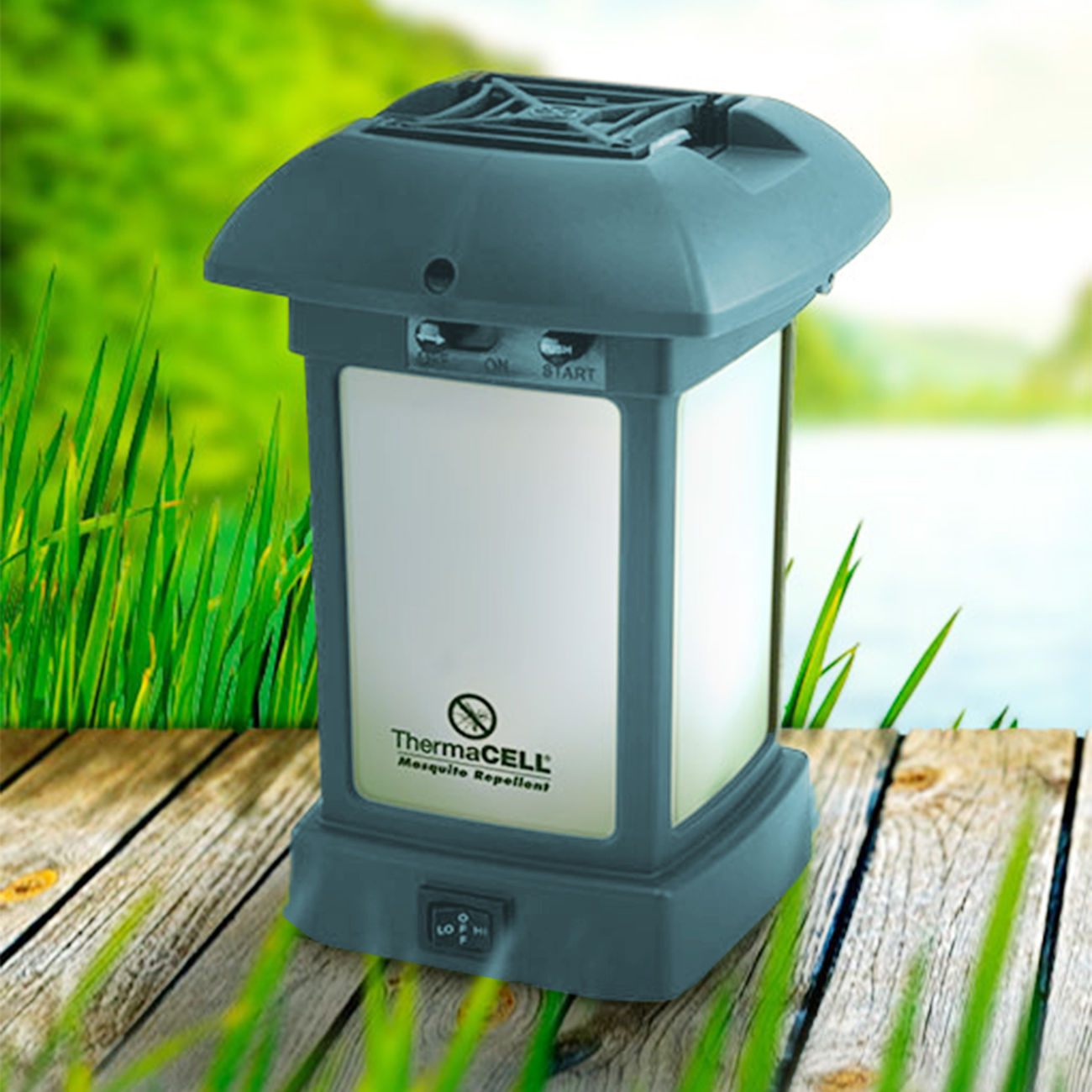 Outdoor Laterne Thermacell Outdoor Camping Laterne Mit Insektenschutz