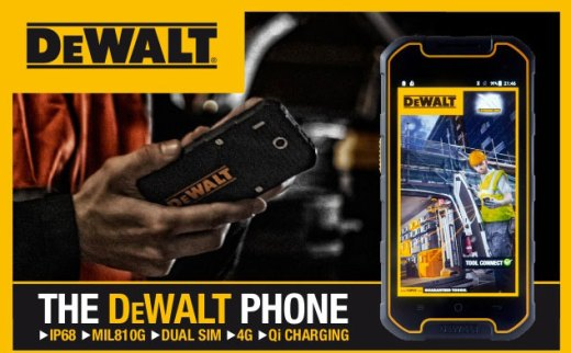 DeWALT Phone