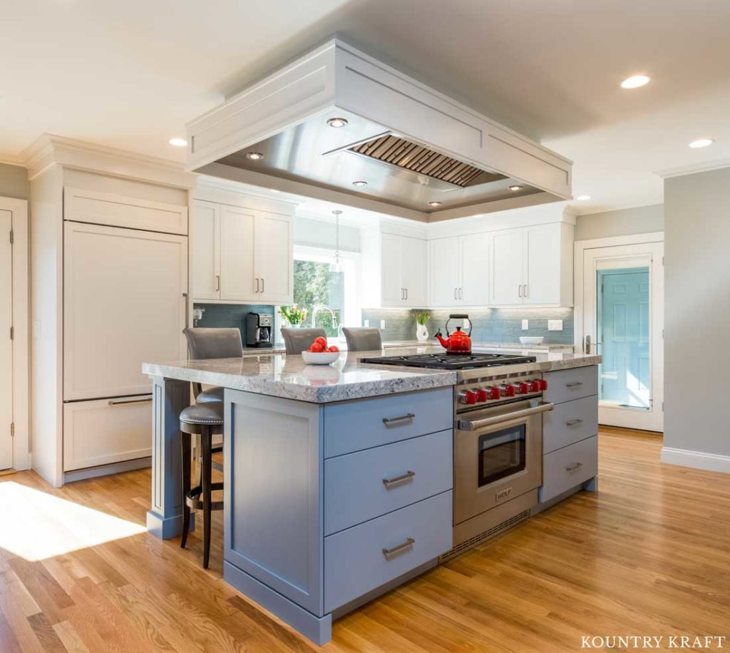 Custom Kitchen Cabinets Massachusetts Custom Decorators White Cabinets In Marblehead Massachusetts