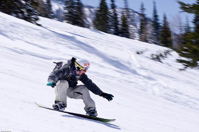 snowboard not balance