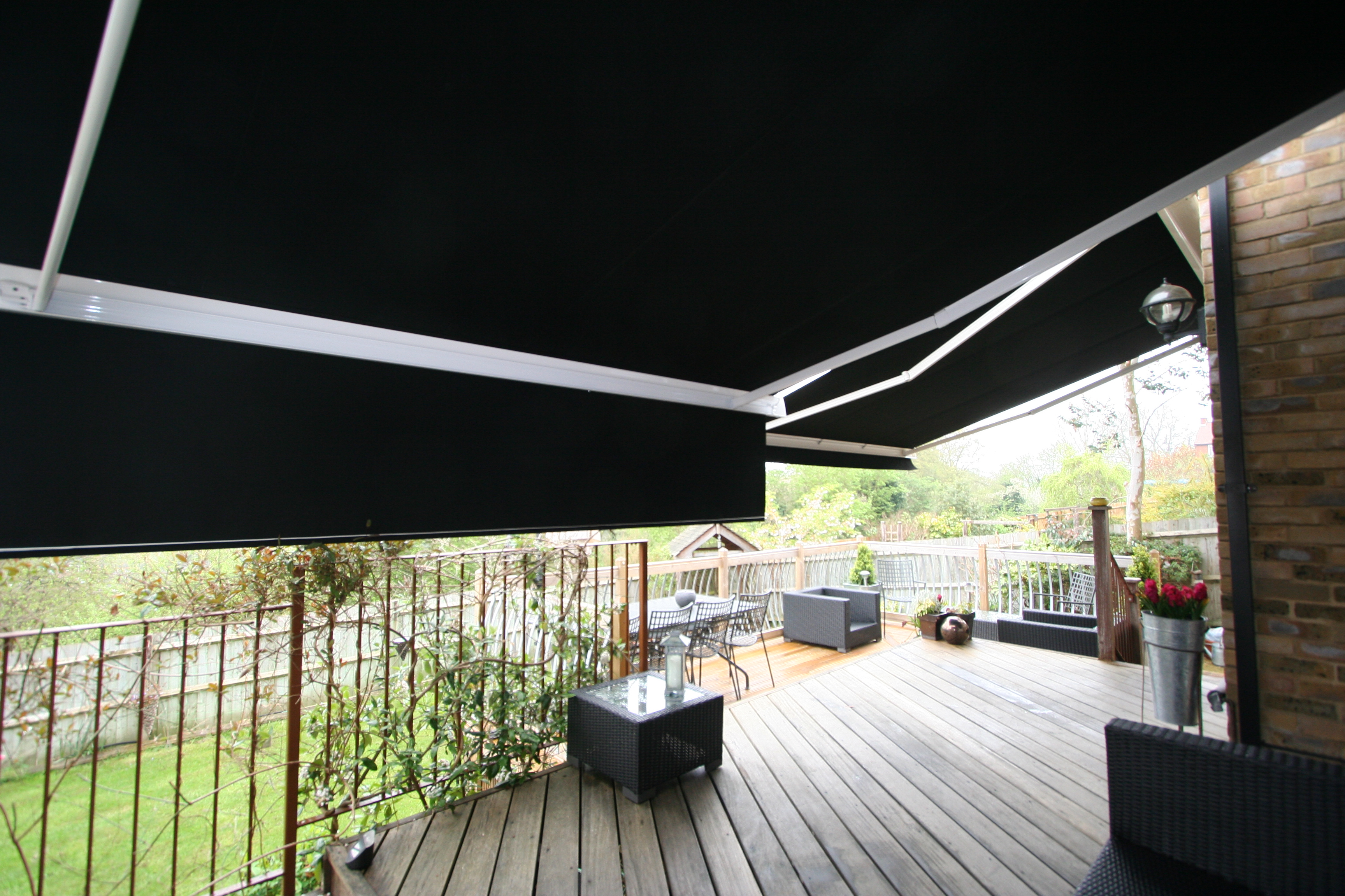 Store Banne Toulon Patio Awning Deep Valance Kover It Blog