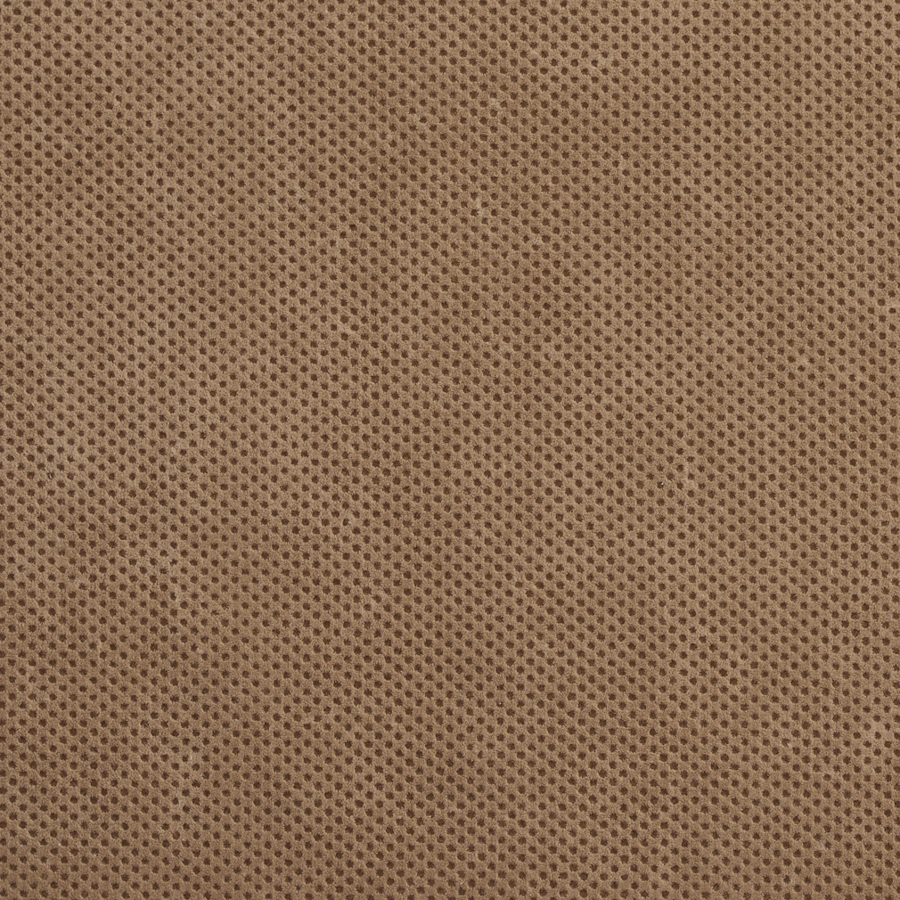 Taupe Texture Beige Plain Microfiber Drapery And Upholstery Fabric