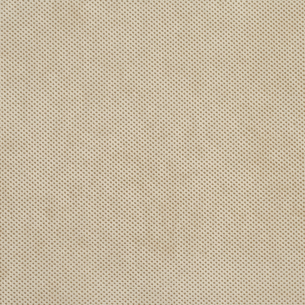 Bisque Texture Beige Plain Microfiber Drapery And Upholstery Fabric