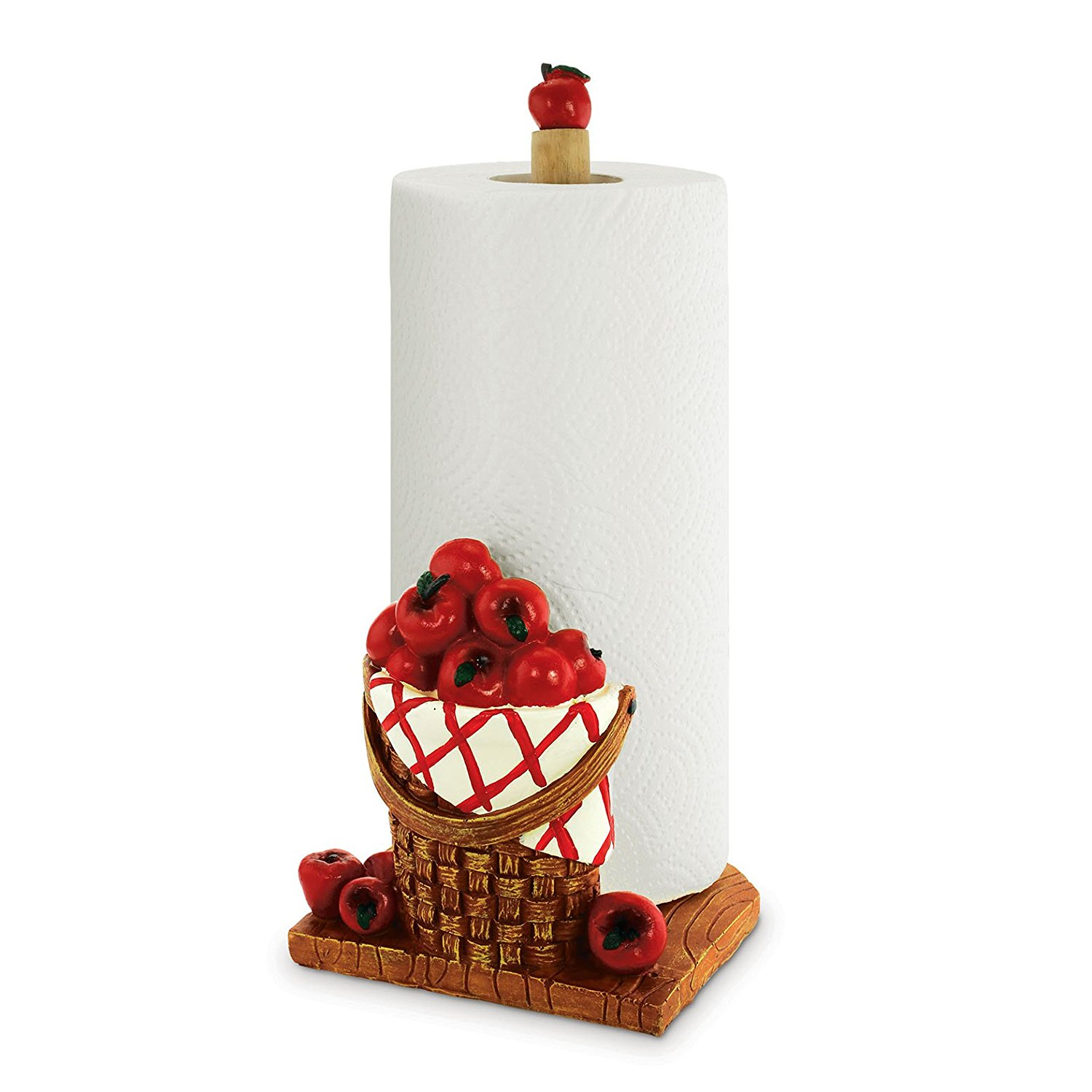 Farmhouse Hand Towel Holder Apple Paper Towel Holder Kovot