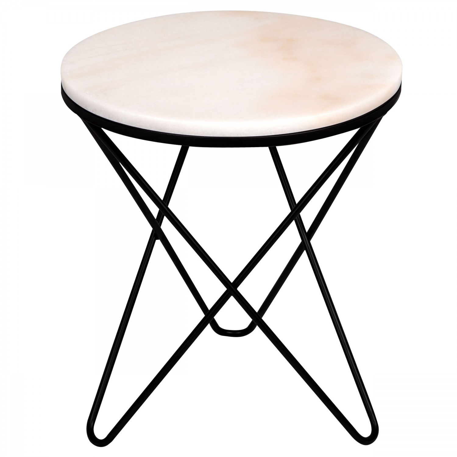 Table D Appoint Blanche Table D 39appoint Ronde Abe Marbre Blanche Koya Design