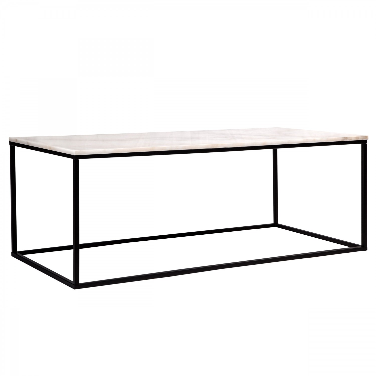 Table Blanche Rectangulaire Table Basse Rectangulaire Lennart Marbre Blanche Koya Design