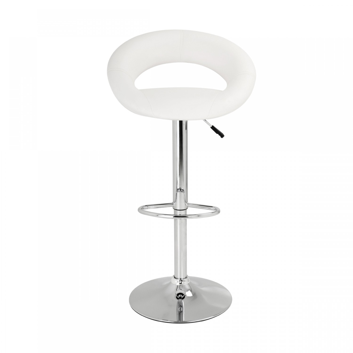 Lot De 2 Tabouret De Bar Tabouret De Bar Boston Blanc Lot De 2 Koya Design