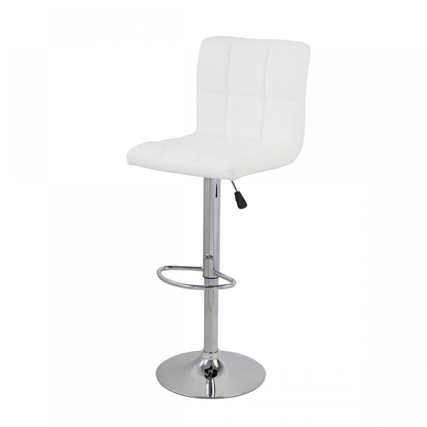 Lot De 2 Tabouret De Bar Tabouret De Bar Manhattan Blanc Lot De 2 Koya Design