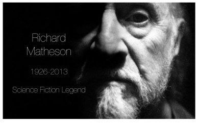 Richard Matheson, science fiction legend, is dead at the age of 87.
