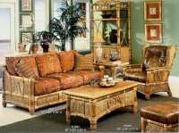 Bamboo Sunroom Furniture | Kozy Kingdom