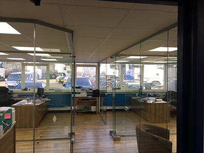 Glass Partition Manchester