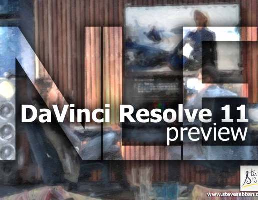 [NAB 2014] Blackmagic Design Introduces DaVinci Resolve 11 – My TOP 7 Features