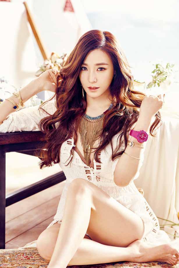 Sunny Girls Generation Wallpaper Girls Generation Casio Baby G Summer Pictorial