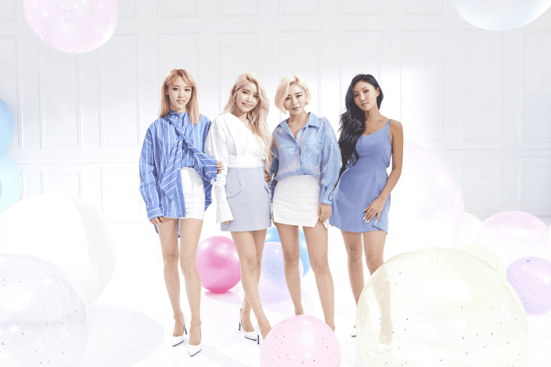 Girl With Flower Hd Wallpaper Mamamoo Members Profile Updated