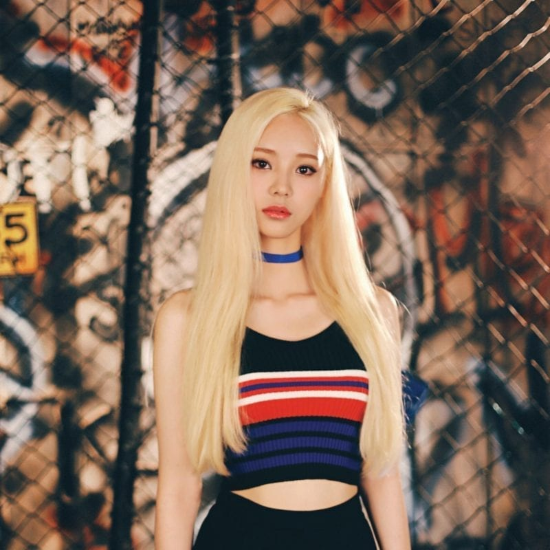 jinsoul loona profile and facts updated