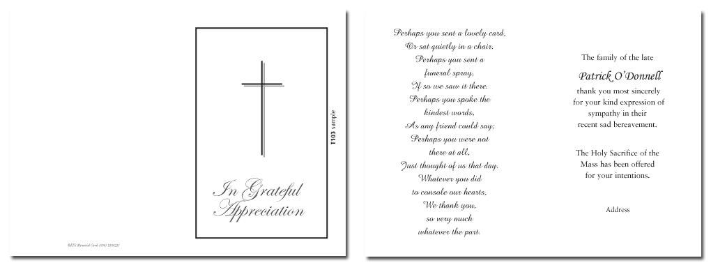 words for a thank you card - Pinarkubkireklamowe