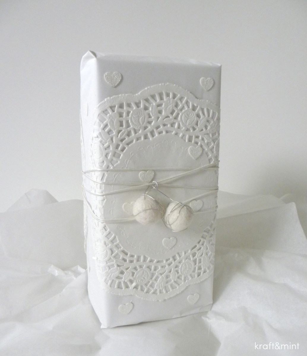 Inspiration: White & White Gifts for Christmas
