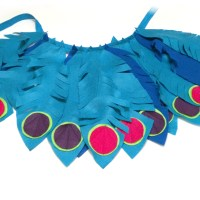 DIY Peacock Costume Guest Post