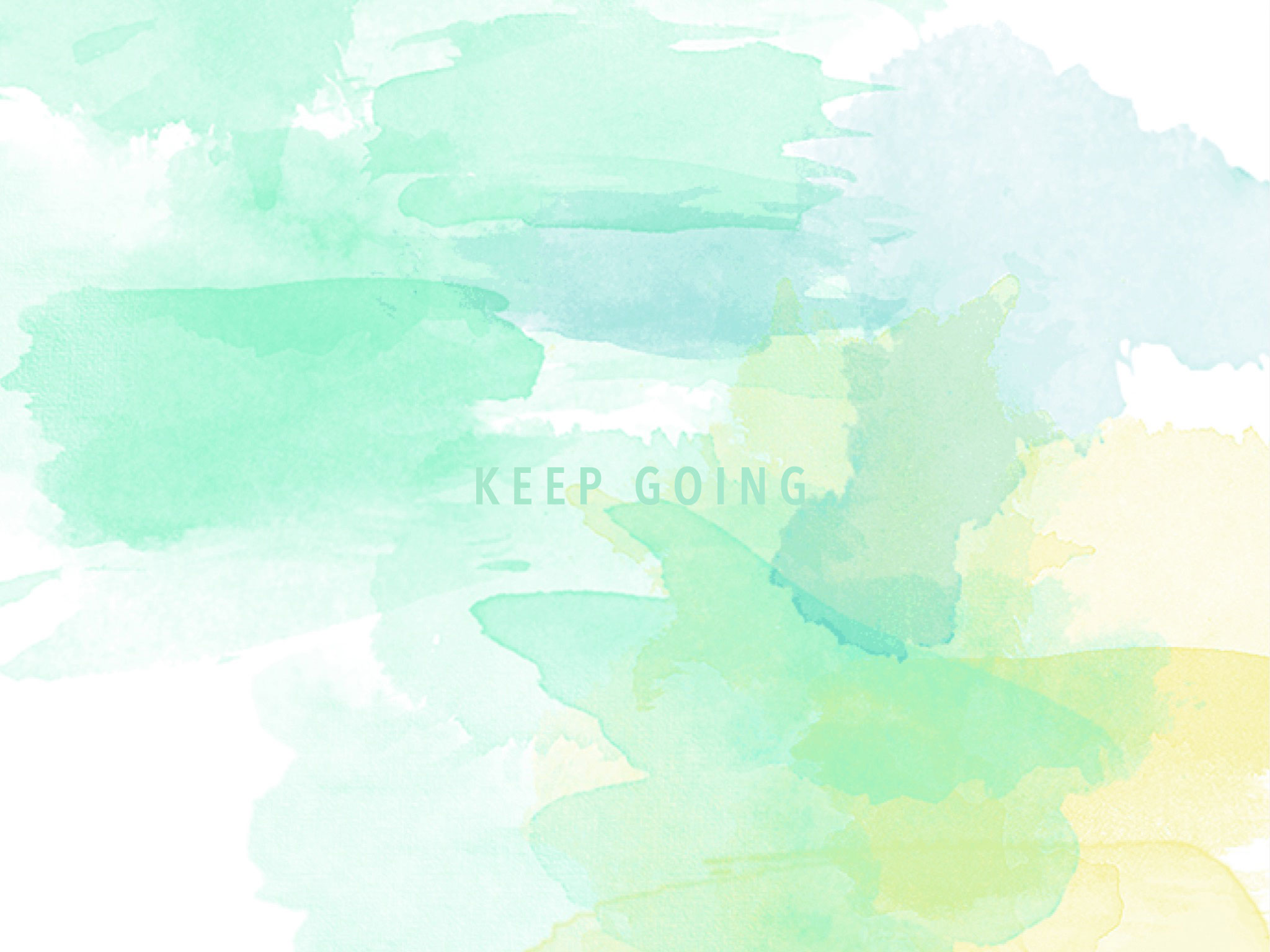 Cute Computer Wallpaper Quote Keep Going Wallpaper Freebie Kraft Amp Mint Blog