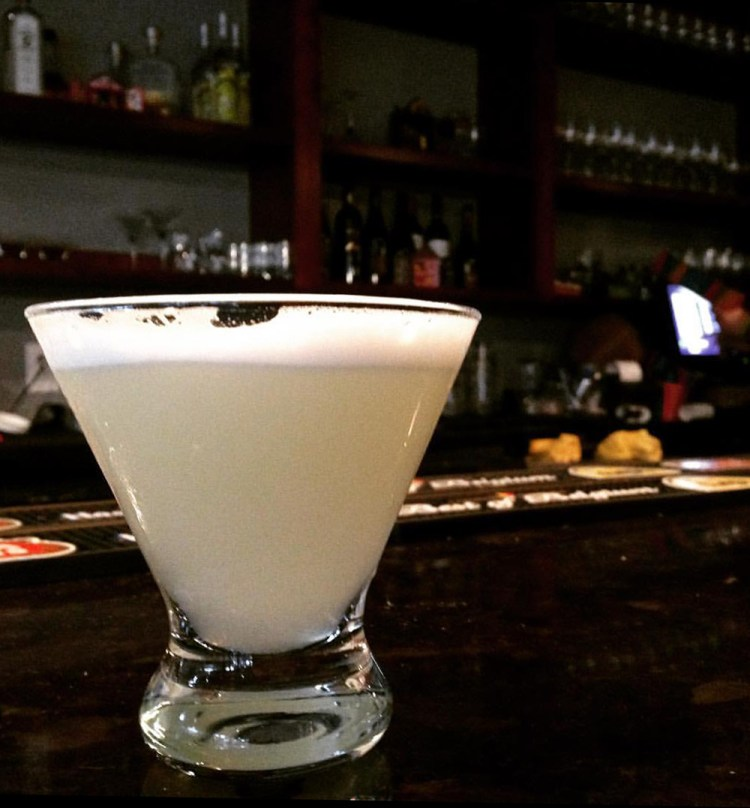 kraft&mint Photo Essay # 6 Pisco Sour Peruvian Drink