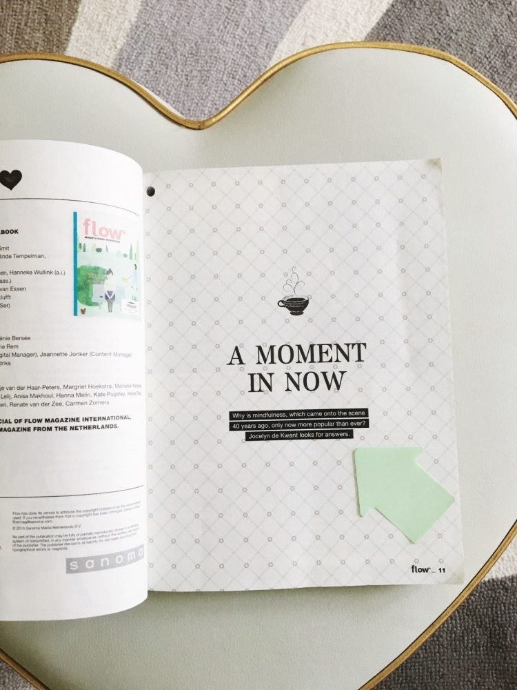 Friday Finds: Flow Mindfulness workbook