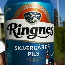 Ringnes Skjærgårds pils