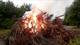 pile-burn