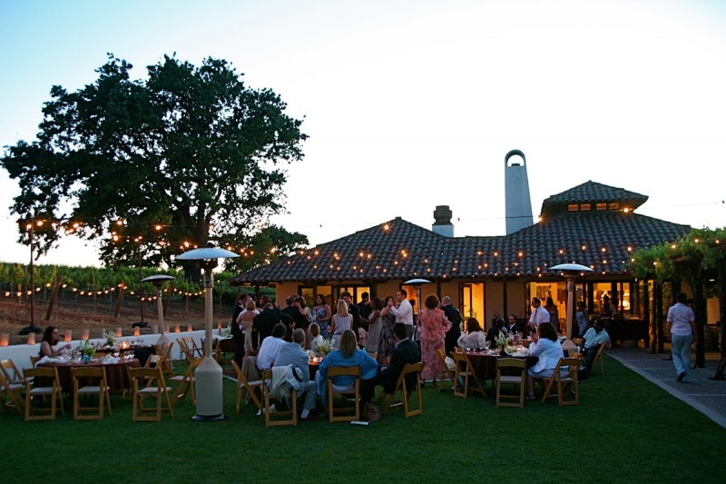 Bar Regal Gainey Vineyards, Santa Ynez | Kramer Events