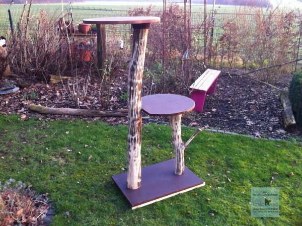 outdoor kratzbaum mmes kratzwas naturholzkratzb ume. Black Bedroom Furniture Sets. Home Design Ideas