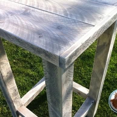 bauholz stehtisch juhnke kratzwas naturholzkratzb ume. Black Bedroom Furniture Sets. Home Design Ideas