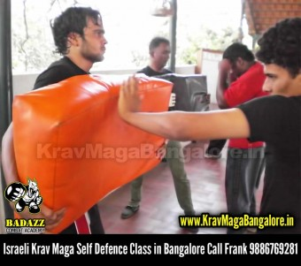 Krav Maga Self Defense Bangalore (2)